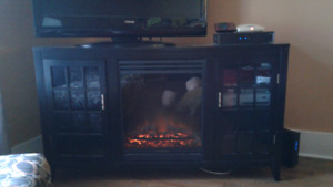 Muskoka Mandarin Electric Fireplace