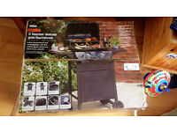 2 Burner Deluxe Gas Barbecue (BBQ)