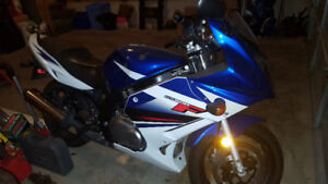 2009 SUZUKI GS500F *MOVING MUST SELL*