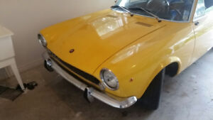 1968 FIAT 124 COUPE 1600