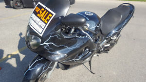 Cheap on Insurance Katana 600cc