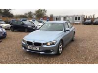 2012 BMW 3 Series 2.0 320d EfficientDynamics BluePerformance 4dr