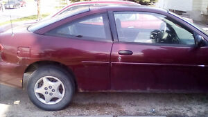 2003 Chevrolet Cavalier Coupe (2 door) selling as it is!