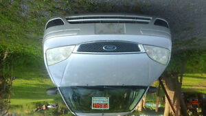 2005 Ford Focus ZXW Wagon