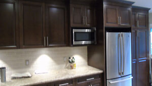 Solid CANADIAN MADE Kitchen Cabinets Cambridge Kitchener Area image 1