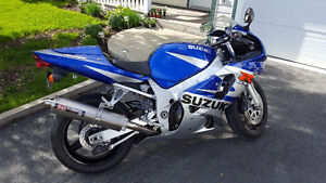 2002 GSX 600R for Sale or Trade