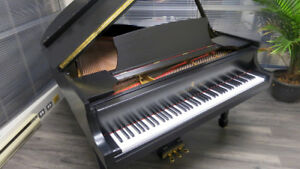 Restored Steinway Grand, Model M - Like New Condition