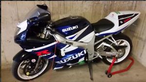 2003 Suzuki gsxr750 low km