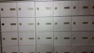MAIL BOX OR CELL PHONE LOCKER