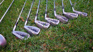 Golf Clubs - Set of Irons and Woods - XPC / Grand Slam Stratford Kitchener Area image 6