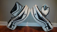 Reebok XLT Premier Senior Pro Black and White 34+2 Goalie Set