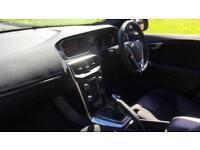 2017 Volvo V40 D2 (120) R DESIGN Nav Plus 5dr Manual Diesel Hatchback