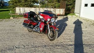 2007 Harley Davidson Ultra Classic Electra Glide 6-Speed