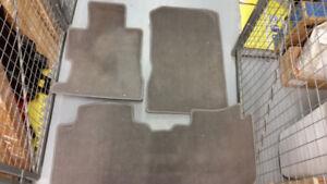 Honda Civic 8th gen carpet mats (2006-2011)