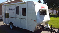 Travel Trailer 2011 lightweight 16ft for 4 peoples