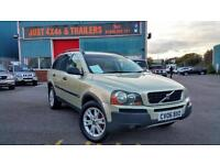 VOLVO XC90 DIESEL 7 SEAT AUTOMATIC 4X4 AMAZING CONDITION AND HISTORY VGC