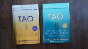 Tao 1 and Tao 11 books with cds, new