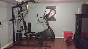 Training bench / exerciseur G3S (Body-Solid) Gatineau Ottawa / Gatineau Area image 4