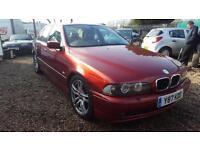 2001 BMW 5 SERIES 525d SE 4dr