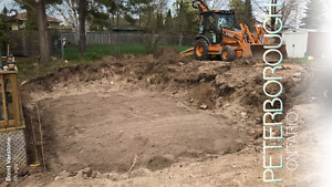 Digging services low rates Peterborough Peterborough Area image 1