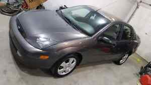 Clean '02 Ford Focus - New Clutch, Timing Belt More