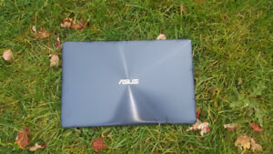 ASUS Zenbook UX490UA Deluxe Core i7 8th Gen Royal Blue-Golden