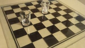 Drinking Chess Board