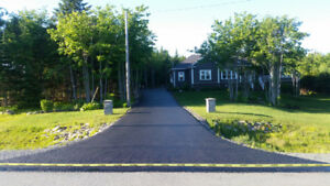 Superior Driveway Sealing! Great Fall Prices and Free Quotes