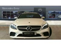 2021 Mercedes-Benz C-CLASS C300 AMG Line Edition Premium 4dr 9G-Tronic Petrol Sa
