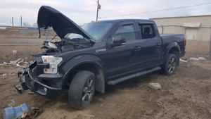 2015 f150 for part's.