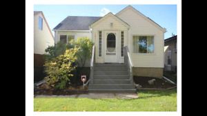 Charming Bungalow near NAIT **UTILITIES INCLUDED