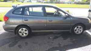 2004 Kia Rio. Good condition.