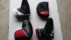 Putter head cover - Taylormade and Odyssey - new condition
