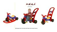 Tricycle Fisher Price - 3 configurations