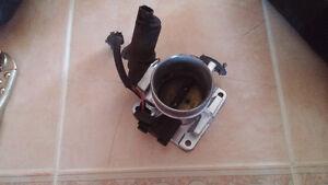 mustang throttle 65mm