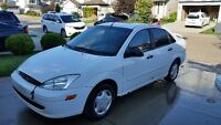 $2300 ford focus se 2002 with only 150,000kms