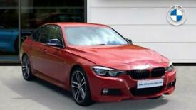 image for 2018 BMW 3 Series 320i M Sport Shadow Edition 4dr Step Auto Petrol Saloon Saloon
