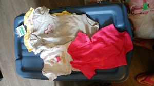 6-9 month girl clothing