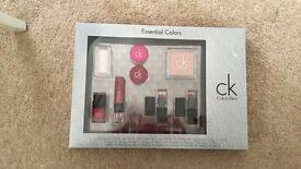 Unopened Calvin Klein make up set