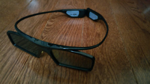 Samsung 3D Active Glasses - Issue