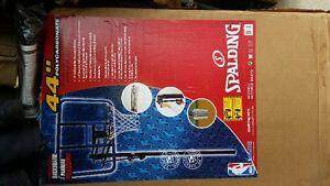 inground basketball net