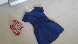 Girls clothing lot size 4