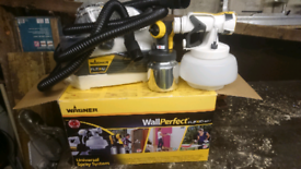 Wagner spray system