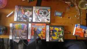 Nittendo DS games some still brand new and most in cases Kingston Kingston Area image 2