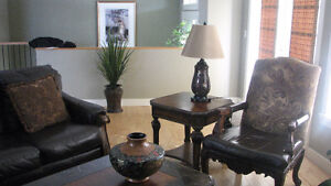 High End Coffee Table & 2 End Tables