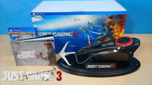 Just Cause Collectors Edition PS4