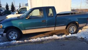New Price 1998 Ford F-150 Pickup Truck