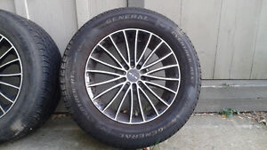 16 in Tires with Rims -  Moving $600 obo Stratford Kitchener Area image 6