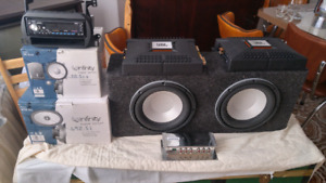High end Auto sound system