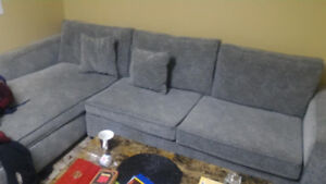 Sofa and a bed with Mattress very Cheap , need to go in a Week